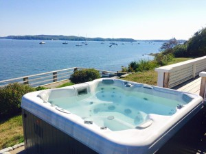 Maine Hot Tub Spa Dealer Saratoga Spas Verona Maine