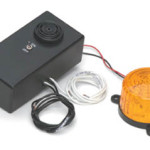 GFCI ALARM SYSTEMS - When the alarm trips, it triggers an audio & visual alarm, notifying the owner that there is a problem and that no power is being provided to the spa.