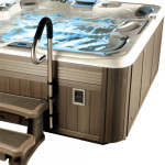 SmartRail -The Hand Rail That Works on Recessed Spas